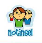 """Bild: Logo der """"notinsel"""", wir nehmen teil."""